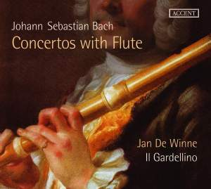 JS Bach: Concertos with Flute Product Image