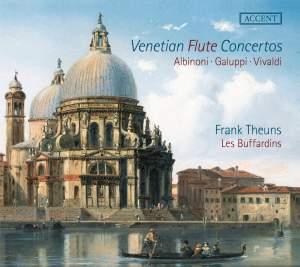 Venetian Flute Concertos Product Image