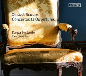 Graupner: Concertos & Overtures Product Image