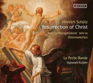Schütz: Resurrection Of Christ Product Image