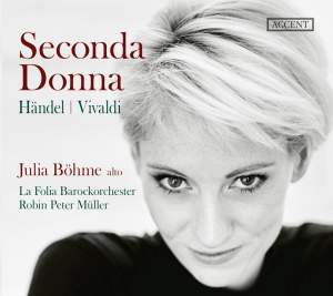 Seconda Donna: Handel, Vivaldi Product Image