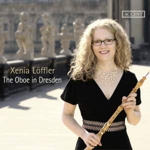 The Oboe in Dresden - Works by Vivaldi, Fasch etc. Product Image