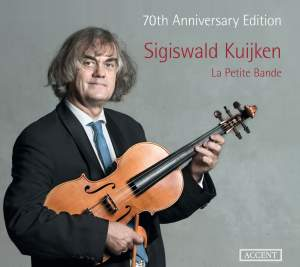 La Petite Bande (Sigiswald Kujiken, 70th Anniversary Edition)
