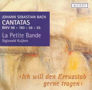 Bach - Cantatas for the Liturgical Year Volume 1