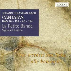 Bach - Cantatas for the Liturgical Year Volume 4
