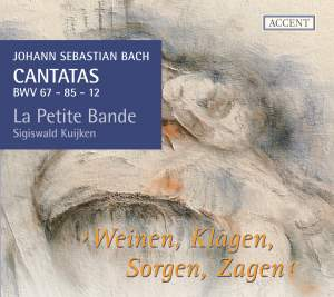 Bach - Cantatas for the Liturgical Year Volume 11