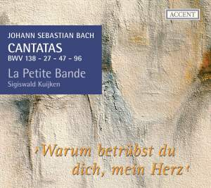 Bach - Cantatas for the Liturgical Year Volume 12
