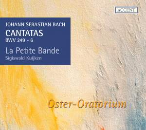 Bach - Cantatas for the Liturgical Year Volume 13