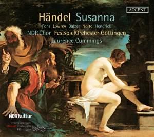Handel: Susanna, HWV66 Product Image
