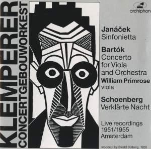 Klemperer Concertgebouworkest (1951, 1955)