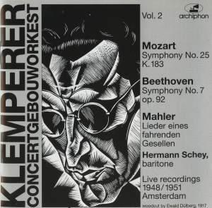 Otto Klemperer: Concertgebouworkest, Vol. 2