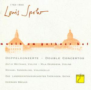 Louis Spohr: Music at the Court of Gotha
