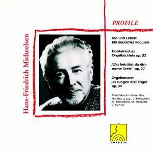 Hans Friedrich Micheelsen - Profile