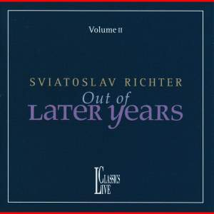 Prokofiev, Scriabin & Ravel: Out of Later Years, Vol. II