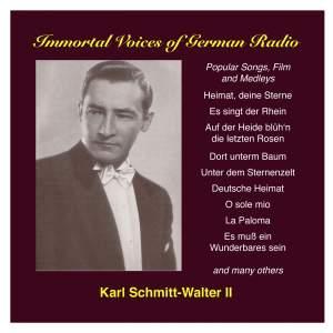 Karl Schmitt-Walter, Vol. 2: Popular Songs and Film