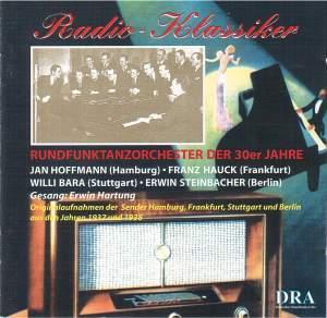 German Radio Dancebands of the Thirties