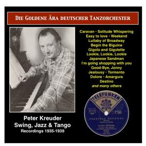 The Golden Era of the German Dance Orchestra Product Image