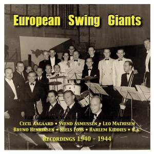 European Swing Giants, Vol. 2 (Recordings 1940-1944)