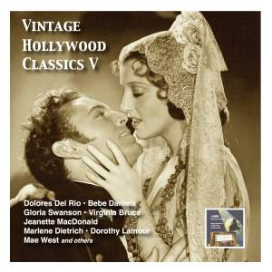 Vintage Hollywood Classics, Vol. 5: Leading Ladies & Partner (Recorded 1928-1940)