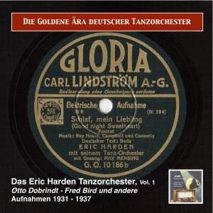 Die Goldene Ära deutscher Tanzorchester: Das Eric Harden Tanzorchester (Recordings 1931-1937) Product Image