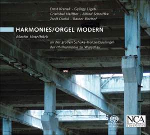Harmonies/Orgel Modern