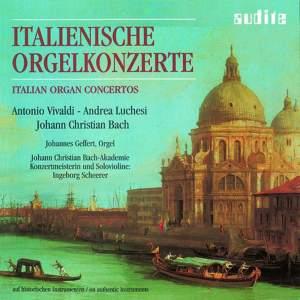 Italian Organ Concertos