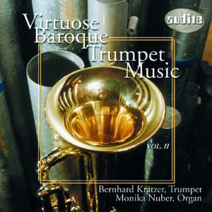 Virtuose Baroque Trumpet Music Vol. II Product Image