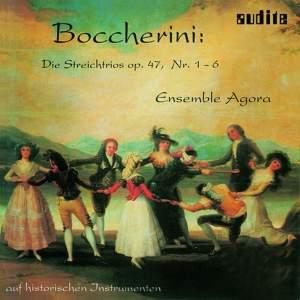Boccherini: 6 String Trios, Op. 47