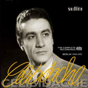 Edition Sergiu Celibidache - The Complete RIAS Recordings