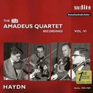 The RIAS Amadeus Quartet Recordings Vol. 6: Haydn