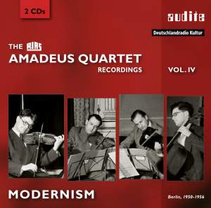 cc48570f9 The RIAS Amadeus Quartet Recordings ...