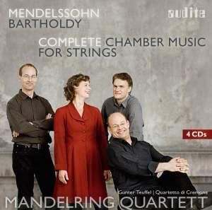 Mendelssohn: Complete Chamber Music for Strings