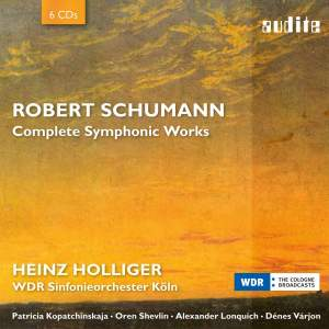 Schumann: Complete Symphonic Works Product Image