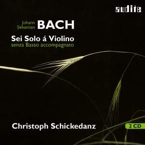 Bach, J S: Sonatas & Partitas for solo violin, BWV1001-1006