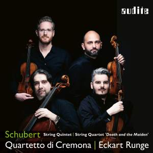 "Schubert: String Quintet & String Quartet ""Death and the Maiden"""