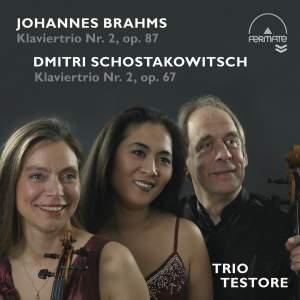Brahms & Shostakovich: Piano Trios