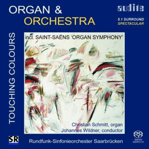 Touching Colours - Organ & Orchestra