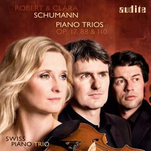 Robert & Clara Schumann: Piano Trios