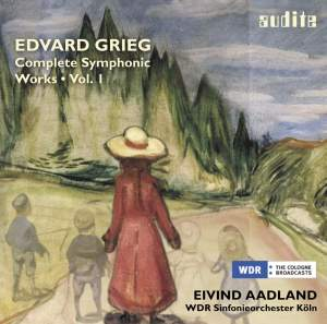 Grieg: Complete Symphonic Works Volume 1