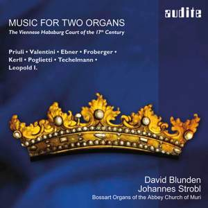 Music for Two Organs Product Image
