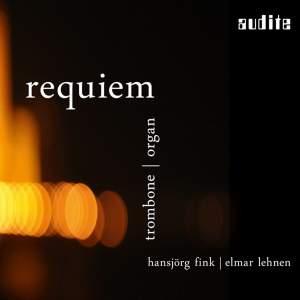 Requiem for trombone and organ