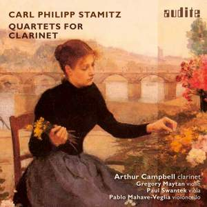 Stamitz: Quartets for Clarinet