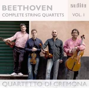 Beethoven: Complete String Quartets Volume 1