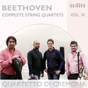 Beethoven: Complete String Quartets Volume 3