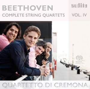 Beethoven: Complete String Quartets Volume 4