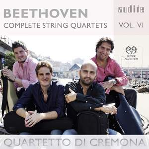 Beethoven: Complete String Quartets Volume 6 Product Image