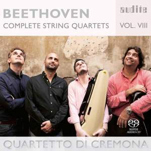 Beethoven: Complete String Quartets Volume 8