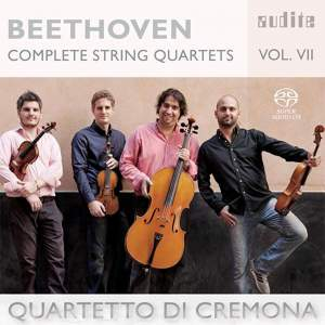 Beethoven: Complete String Quartets Volume 7