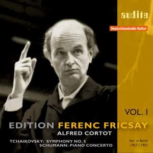 Tchaikovsky Symphony No. 5 & Schumann Piano Concerto