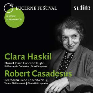 Lucerne Festival Historic Performances Vol. I